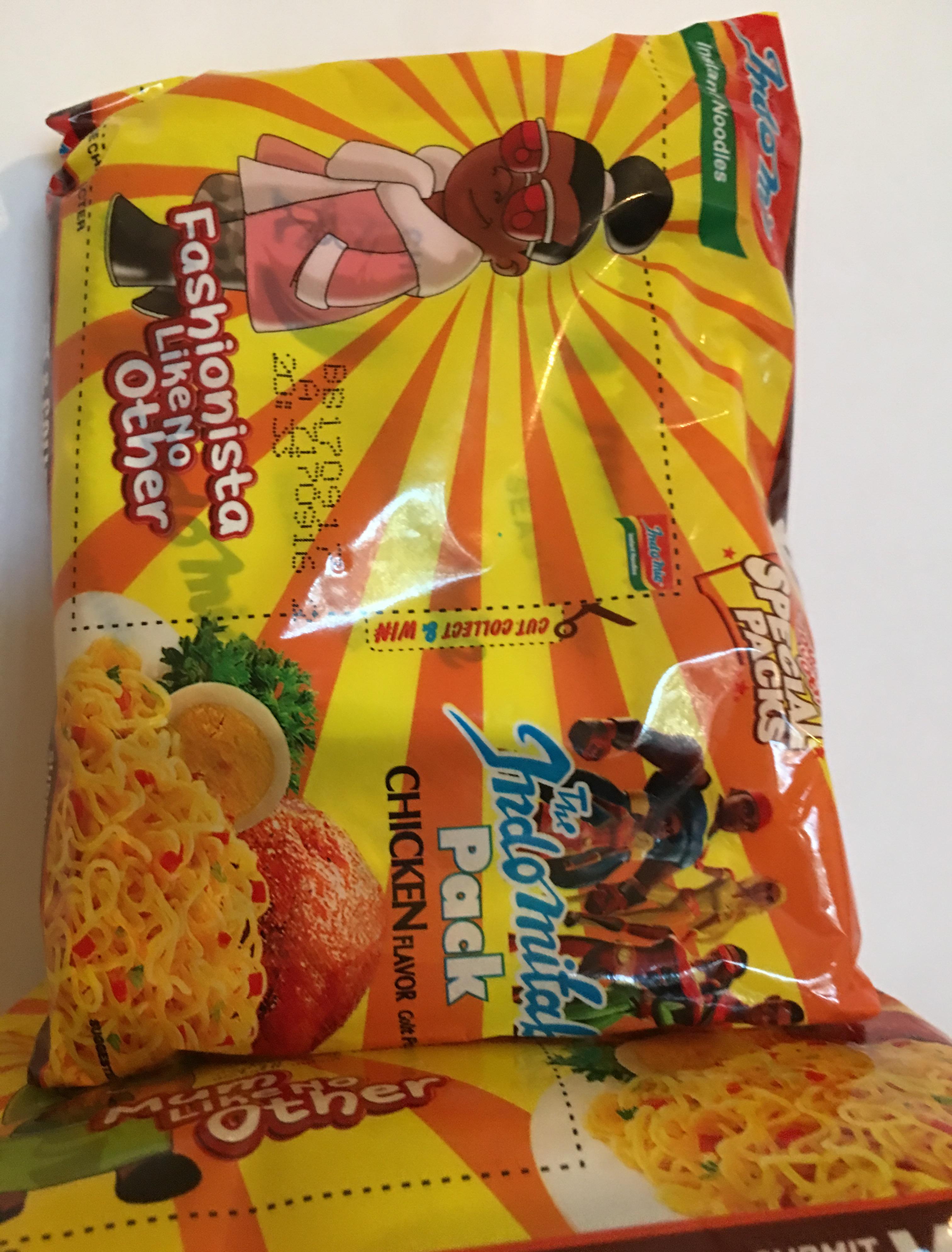 Indomie Chicken Flavor Empire International Foods