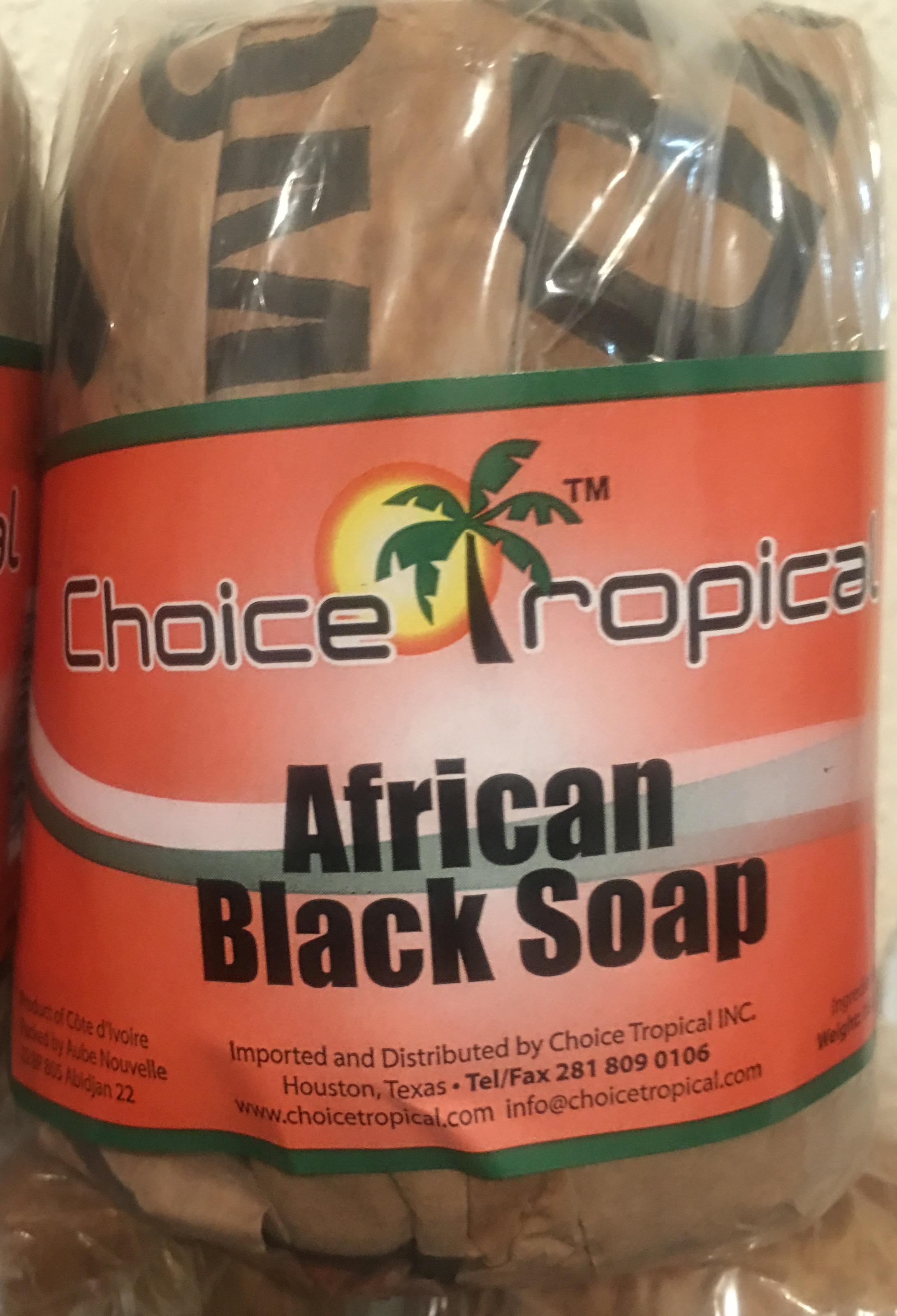 African Black Soap Authentic Empire International Foods